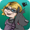 Violet and the Mysterious Black Dog