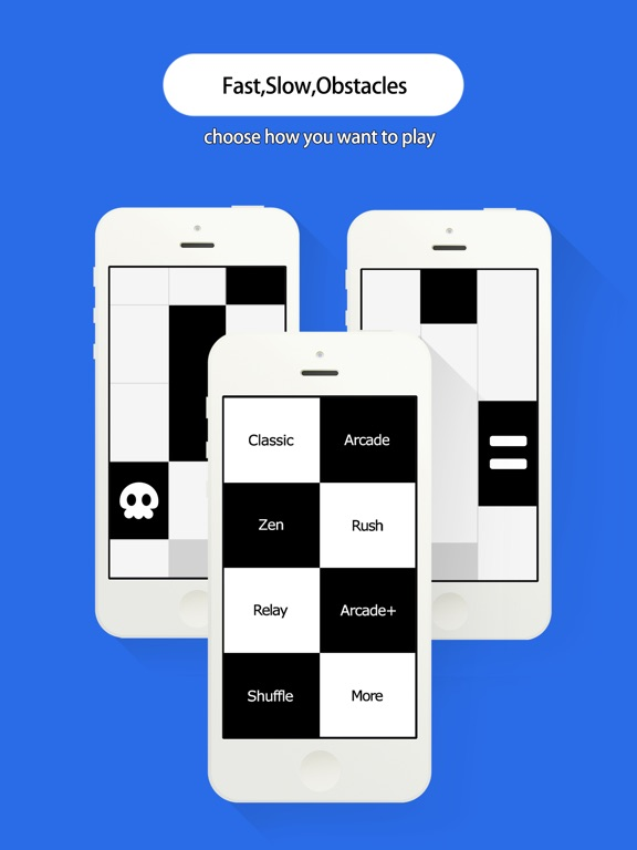 Screenshots of Piano Tiles (Don't Tap The White Tile) for iPad