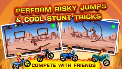 Top Bike - Best Motorcycle Stunt Racing Game Скриншоты3