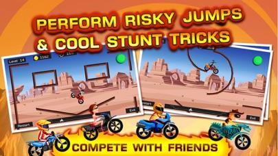 Screenshot Top Bike - Best Motorcycle Stunt Racing Game