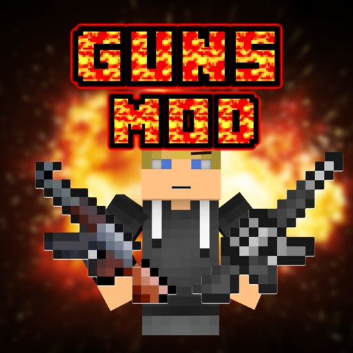 t l charger gun mods free edition for minecraft pc game mode pour iphone ipad sur l 39 app store. Black Bedroom Furniture Sets. Home Design Ideas