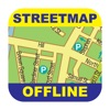 Seville Offline Street Map