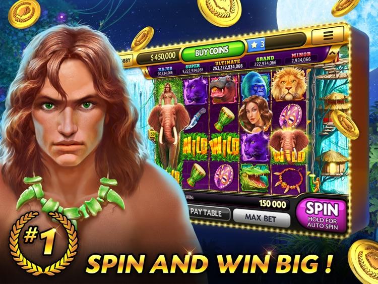 Caesars Slots Casino Games By Playtika Ltd