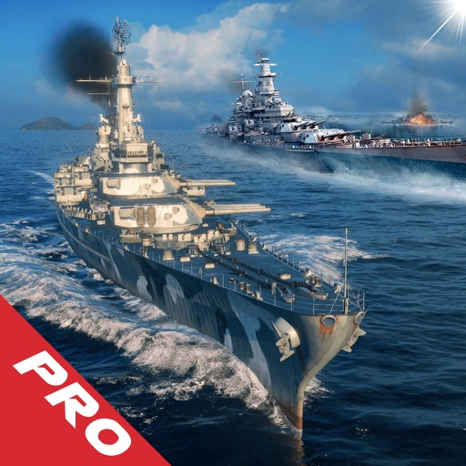 Adrenaline Career Battleship Pro - Fast-paced naval warfare! iOS App