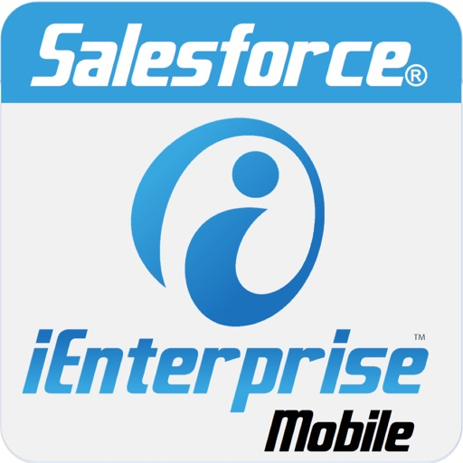 iEnterprise Mobile for Salesforce.com iOS App