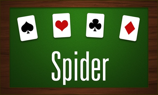 Iversoft's Spider Solitaire Classic iOS App