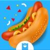 Hot Dog Deluxe - 熱狗豪華版 - 快餐烹飪遊戲