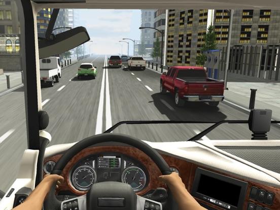 Truck Racer 3D на iPad