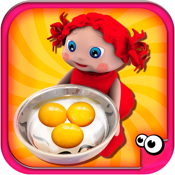 Preschool EduKitchen - Free Early Learning Educational Kitchen Cooking Games For Toddlers! icon