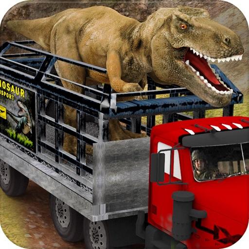 Dinosaur Transport Simulator- Survival Mission 3D iOS App