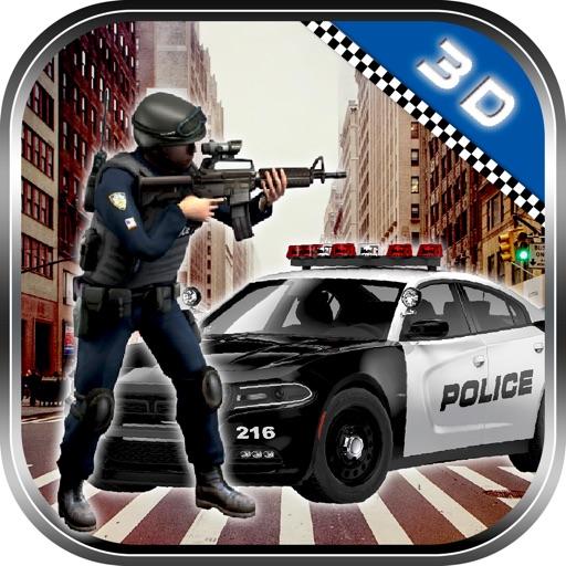 Police Car Driving Simulator -Real Car Driving2016 iOS App