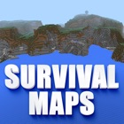 Survival Maps for MINECRAFT PE - Pocket Edition icon