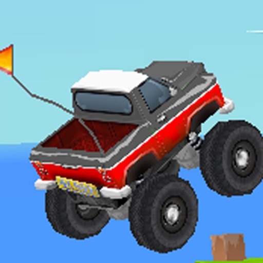 Monster Truck Offroad Racer 3D - Best Racing Game by Wei Cai