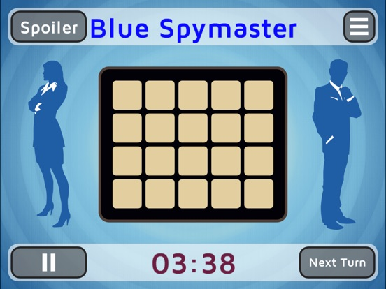 Codenames Gadget Screenshot