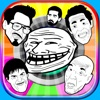 Snap Photo Troll Face Camera: Filters & Stickers