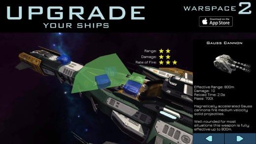 WarSpace 2: Galaxy Battle Screenshot