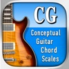 Conceptual Guitar Chord-Scales