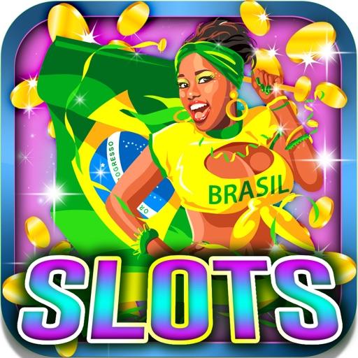 Brazilian Slot Machine: Hit the Sao Paolo jackpot iOS App