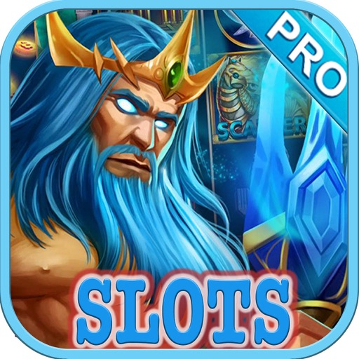 Vegas HD Slot The Ancient Game:Spin Slot Machine iOS App