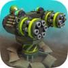 帝国防衛:無料戦争タワーディフェンスシューティングゲーム