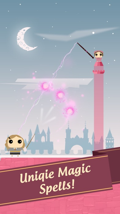 Magic Hero: Last HP Duels Screenshot