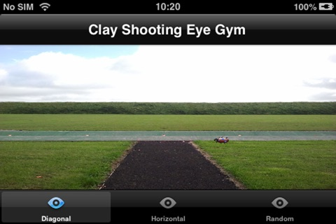 Clay Shooting Eye Gym screenshot 3