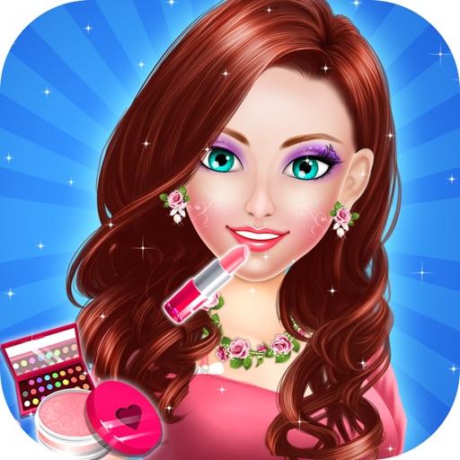 Sweet Girl Beauty Salon - Kids game for girls iOS App