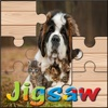 Kitty Cat and Puppy Dog Jigsaw Game Free For Kids skills