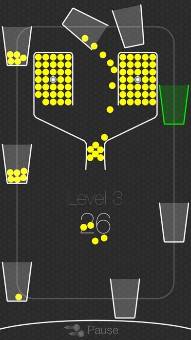 Screenshots of 100 Balls for iPhone