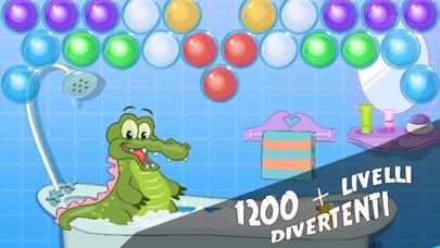 Screenshot of Bubble Shooter Adventures4