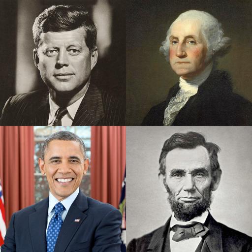Президенты США - Тест по американской истории