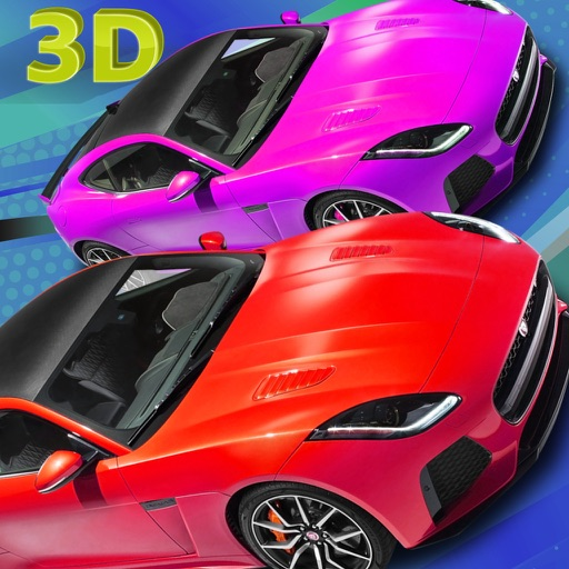 Extreme Car Crash Rivals Race: 3D Racing Game Free By