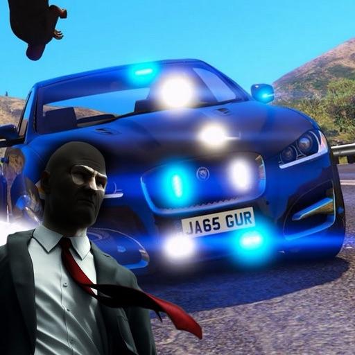 Extreme Hitman City Driver 3D iOS App