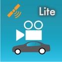 CamCarDer Lite - free GPS dash camera recorder icon