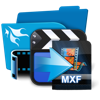 AnyMP4 MXF Converter app for iPhone/iPad