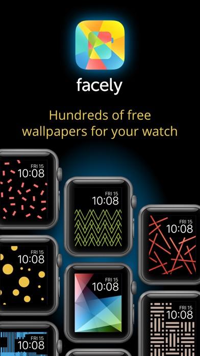Facely — Free wallpap... screenshot1