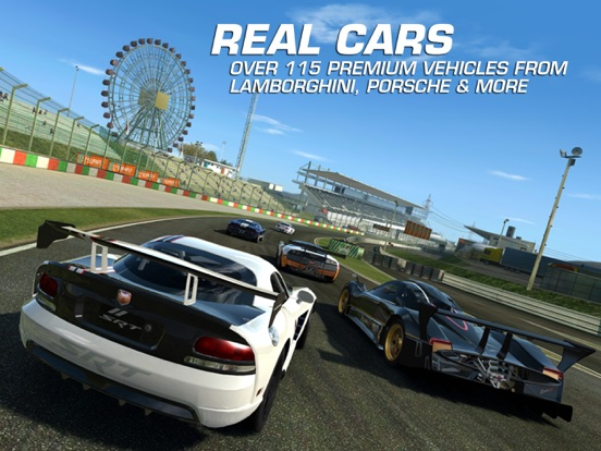 Real Racing 3 Screenshots