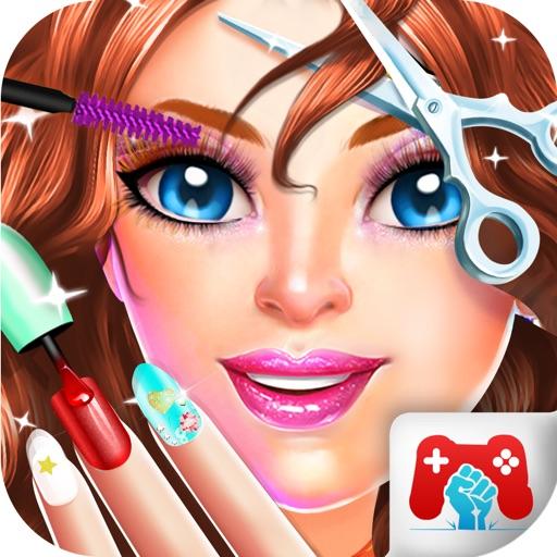 Royal Girl Makeup Salon iOS App