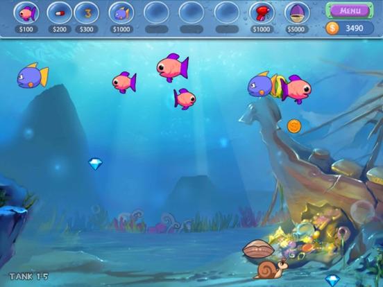 Pocket Aquarium: Craziest Aquarium-ipad-0