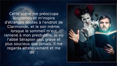 La Morte amoureuse, Théophile Gautier (Lite)-2