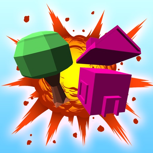 Bomb The 'Burb iOS App