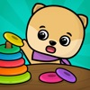 Baby shapes & colors kids games for boys and girls