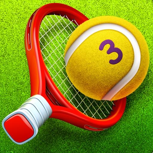 热血网球3:Hit Tennis 3【划指竞技】