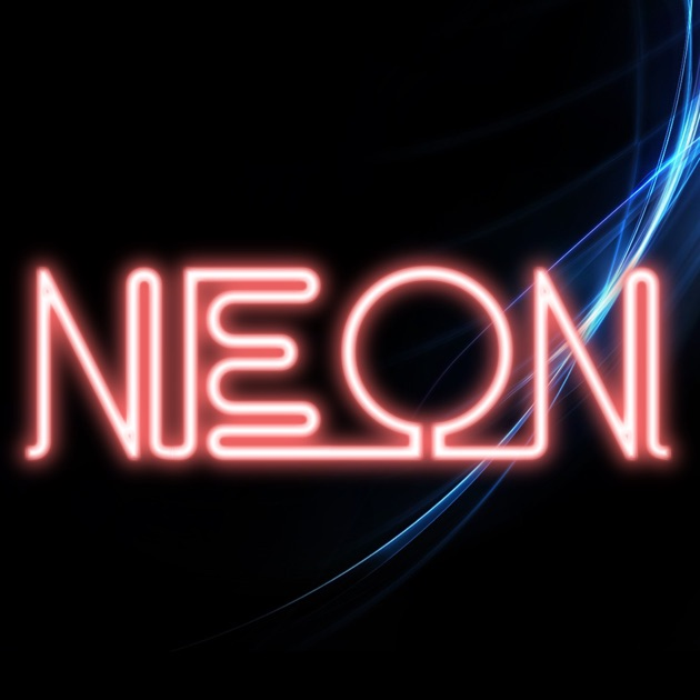 Group of Neon Background Maker Related