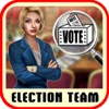 Free Hidden Objects : Election Team Hidden Object