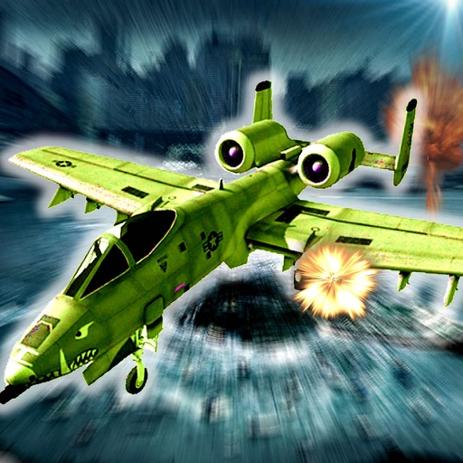 Action Combat Aircraft : Amazing Airplane Game iOS App