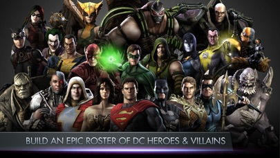 Injustice: Gods Among Us iPhone