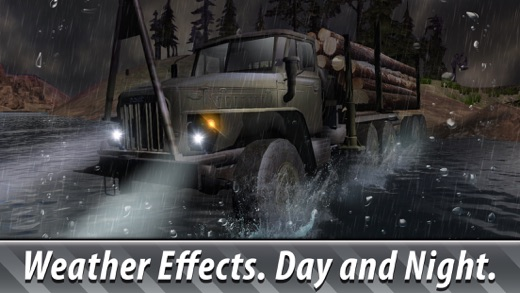 Russian Trucks Offroad 3D Full Screenshots