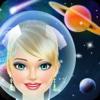 Space Girl Salon - Makeup and Dress Up Kids Game