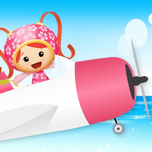 Pilote Umiami Girl Flying iOS App
